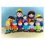 Kit Branca De Neve E Os 7 Anões Feltro - 11 Personagens