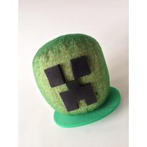 Minecraft Creeper Boneco Ecológico 10 Un.