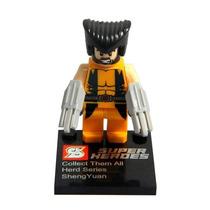 Wolverine Marvel Super Heroes Similar Lego