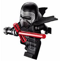 Star Wars Kylo Ren Lego Compatível