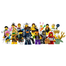 Lego Minifigures Series 7 Coleção Completa 8831 Lacrada