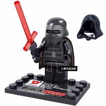 Boneco Kylo Ren Star Wars Lego Compativel