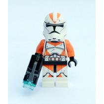 Lego Star Wars - 212th Clone Trooper 2014 - Frete R$ 5