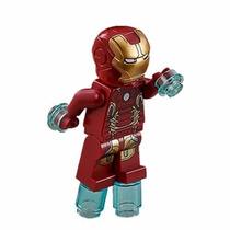 Lego Original Superheroes - Homem De Ferro Mk43 - Frete R$6