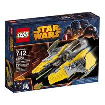 Lego Star Wars 75038 - Jedi Interceptor - 223 Pçs