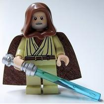 Lego Star Wars - Mestre Ben Kenobi (obi Wan) - Frete R$5,00