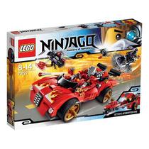 Lego Ninjago 70727 - X-1 Ninja Charger - 426 Pç - No Brasil