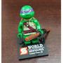Donatello Tartaruga Ninja - Sluban Compatível Com Lego