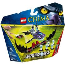 Lego Ataque Do Morcego Chima Sortido Brinquedo Ação Menino