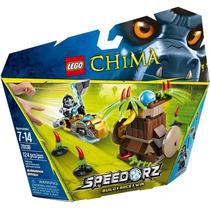 Lego Ataque Com Bananas Chima Sg Sortido Brinquedo Menino