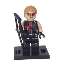 Gavião Arqueiro Vingadores Avengers - Estilo Lego - Marvel