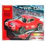 Carro De Corrida Vermelho Racing Decool Compatível Com Lego