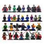 Bonecos Heróis Avengers Marvel Liga Da Justiça