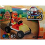 Kart Estilo Lego Crazy Racing