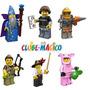 Lego Minifiguras Minifigures Serie 12 - 6 Bonecos - 71007