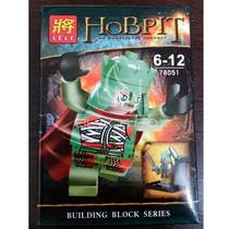 O Hobbit Senhor Dos Aneis Lele Compatível Com Lego Modelo 1
