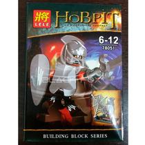 O Hobbit Senhor Dos Aneis Lele Compatível Com Lego Modelo 7