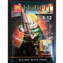 O Hobbit Senhor Dos Aneis Lele Compatível Com Lego Modelo 2