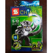 Escorpião Guerreiro Chima 3 Sluban Compatível Com Lego
