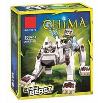 Legends Of Chima Lego -similar - Wolf - Lobo