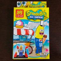 Bob Esponja Spongebob Lele Compatível Com Lego Modelo 5