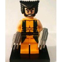 Lego Super Herois - Similar Lego - Wolverine