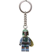Chaveiro Lego Star Wars Boba Fett Com Capa 850998 Original