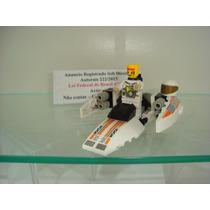 Space City Nave E Astronauta Blocos De Montar Tipo Lego