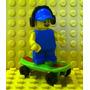 Lego City Esqueitista Radical C/ Headphone - Frete Grátis!!!
