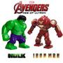 Ironman Hulkbuster Big Hulk Vingadores Lego Compativel