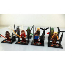 Lele Block - Senhor Dos Anéis O Hobbit - Cptvel Lego