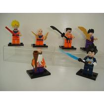 Bonecos De Montar Dragon Ball Z Kai Lego Compatível