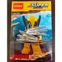 Wolverine Logan Marvel Decool Compatível Com Lego Completo