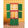 Lego City - Janela Kit Com 03 Janelas