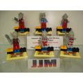 Ultraman Ace Father Guaia Jack Taros Zero Blocos Lego