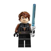 Anakin Skywalker Star Wars Estilo Lego (veja O Vídeo)