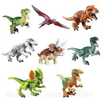 Jurassic World Dinossauros Blocos De Montar Similar Lego