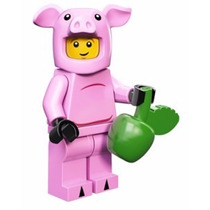 Lego Minifigures Series 12 Piggy Guy By Tbc