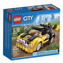 60113 - Lego City - Carro De Rally