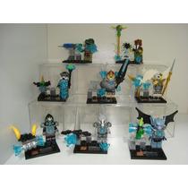 Lego Chima Braptor Crooler Equilla Gorzan Lenox Rogon Scorm