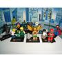 Lego Liga Da Justiça Arqueiro Verde Superman Batman Lanterna
