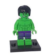 Hulk Vingadores Avengers - Estilo Lego - Marvel