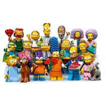 Coleção Completa Lego Minifigures Simpsons Série 2 - 71009