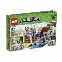 Lego Minecraft 21121 The Desert Outpost - 519 Pç
