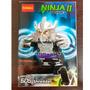 Destruidor Tartaruga Ninja Tmnt Decool Compatível Com Lego