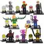 Lego Super Heroes - Robin Vermelho, Ciborgue - Cyborg