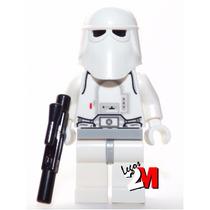 Lego Boneco Snowtrooper Blaster - Star Wars - Frete R$5,00