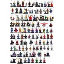Kit 15 Bonecos - Super-heróis/vingadores/star Wars/ultron