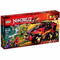 70750 - Lego Ninjago - Ninja Dbx C/ Nf