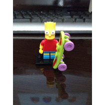 Lego Simpsons Minifigures Série 1 Bart
